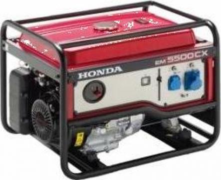 Generator Honda EM 5500CX1G de la Nascom Invest