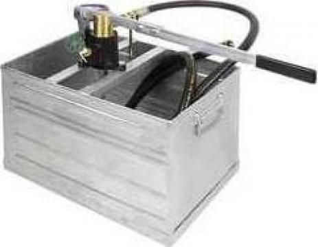 Pompa pentru testat (verificat) presiunea 100 bari 1127-047 de la Nascom Invest