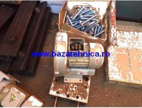 Reparatie motor hidrofor de la Baza Tehnica Alfa Srl
