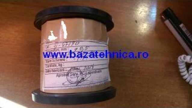 Sarma bobinaj 2.24mm de la Baza Tehnica Alfa Srl