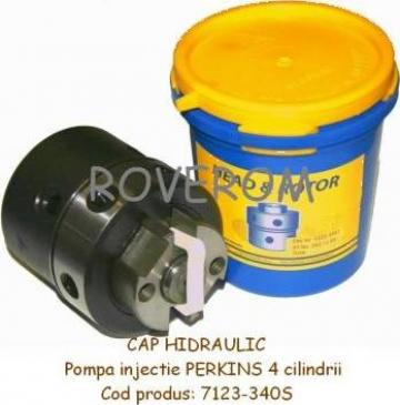 Cap hidraulic pompa injectie Perkins 4 cilindri de la Roverom Srl