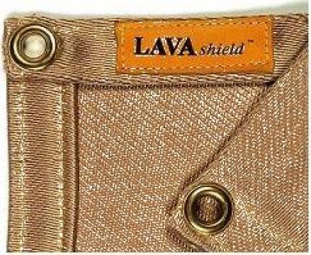 Patura protectie sudura Lavashield silica, 1260C 50-1866 de la Bendis Welding Equipment Srl