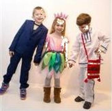 Costum popular baieti de la Corsa Design Company Srl
