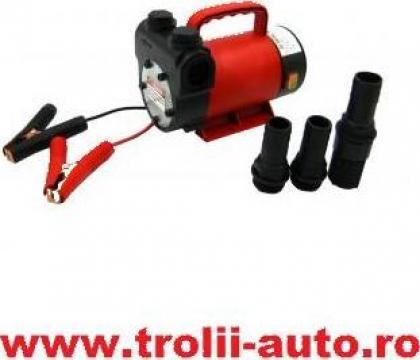 Pompa transfer motorina sau Ad Blue de la Trolii-auto.ro