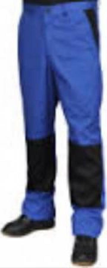 Pantaloni de lucru doua culori