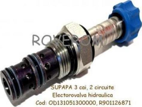 Supapa hidraulica Bosch-Rexroth OD131051300000, R901126871 de la Roverom Srl