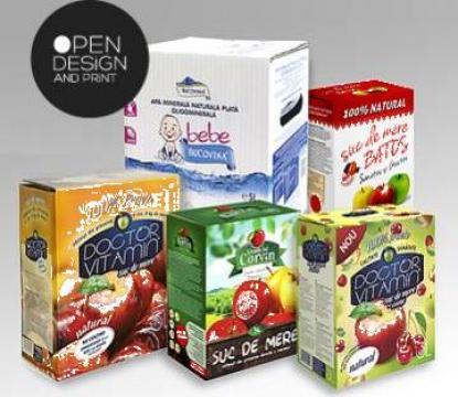 Cutii carton bag in box de la Open Design&Print