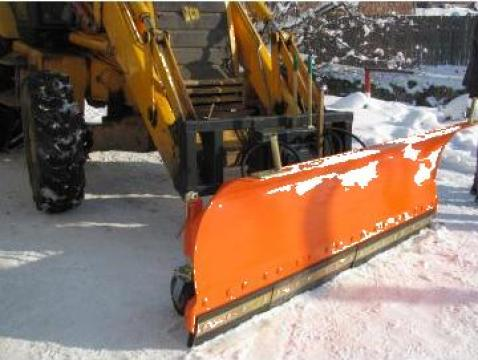 Lame de zapada buldoexcavator JCB de la Sc Convar Imex Srl