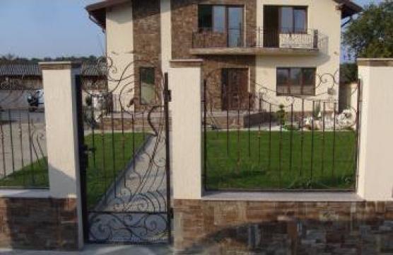 Gard fier forjat PA0040 de la Vietta Srl