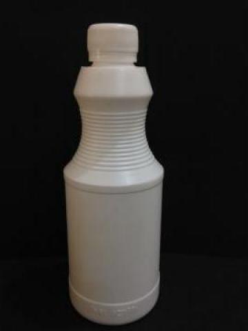 Flacon plastic alb 470 ml cu dop fi 28 PV de la Vanmar Impex Srl
