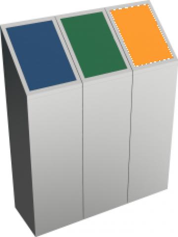 Cosuri de gunoi moderne Todi SST de la Forward Support Srl