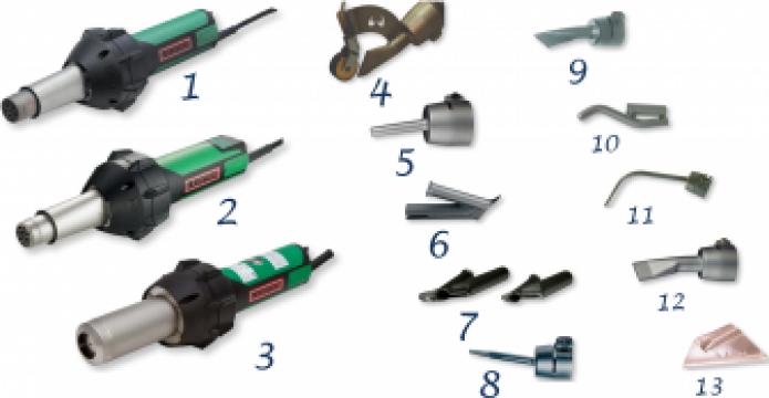 Aparate manuale de lipit si accesorii compatibile de la Alveco Montaj Srl