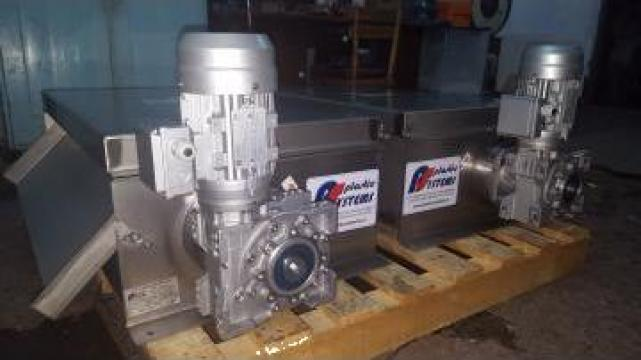 Separator magnetic pentru uleiuri si lichide tehnologice de la Plastic Systems Srl