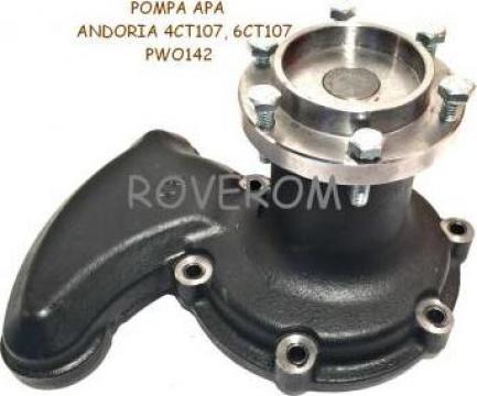 Pompa apa Andoria 4CT107, Gaz 3310 Valdai de la Roverom Srl