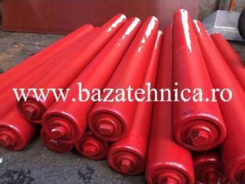 Role transportoare pentru benzi transportoare fi 63.5 x 700 de la Baza Tehnica Alfa Srl