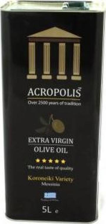 Ulei de masline extravirgin Acropolis de la Astron Srl.