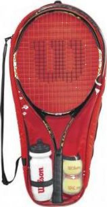 Racheta tenis Wilson Burn Starter Set 25 de la Best Media Style Srl