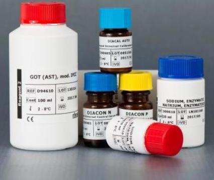 Reactiv de diagnostic GPT (ALT) mod IFCC de la Redalin Test