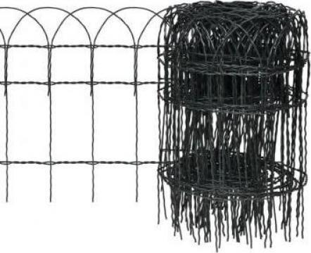 Plasa gard decorativa 25 x 0,4 m de la Vidaxl