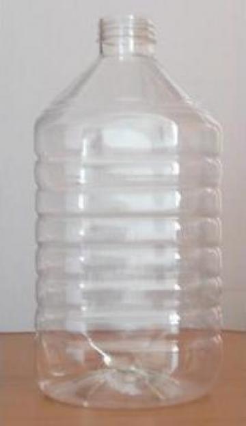 Sticla PET 5litri de la Minpet Plast