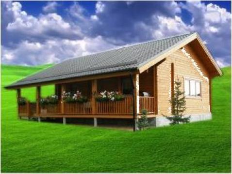 Cabana de lemn Elisabeta de la Apollo Mixt Srl