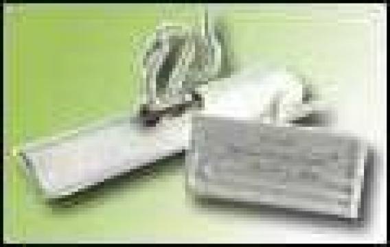 Rezistenta ceramica dreptunghilara plata sau dreapta500 W de la Tehnocom Liv Rezistente Electrice, Etansari Mecanice