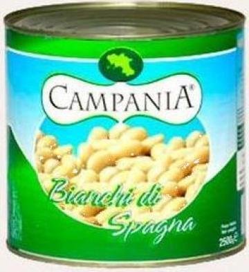 Conserva fasole boabe Spania - Campania de la S.c. Italin Gross Impex S.r.l.