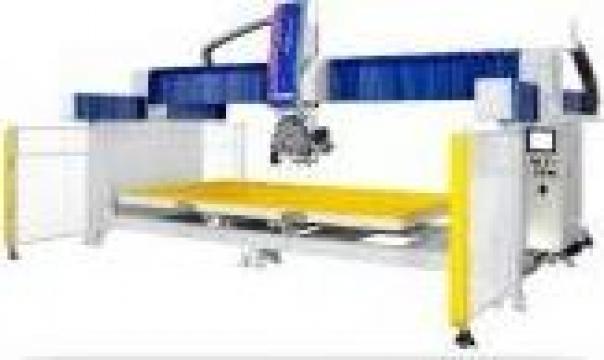 Masina automata de taiat Astra 3 Axis de la Rav Tools Srl