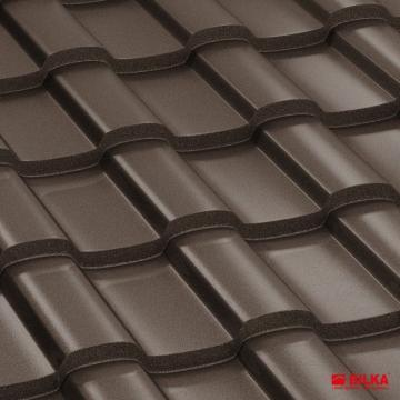Tigla metalica Bilka Iberic 0.52 mat de la BDM Roof System