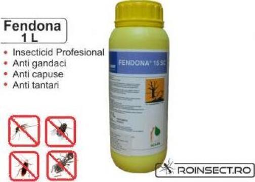Insecticid profesional Fendona 1,5 SC (1 litru) de la Agan Trust Srl
