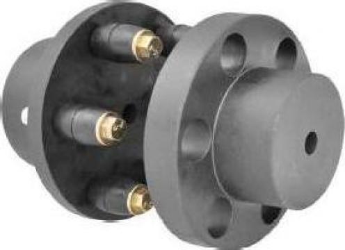 Cuplaj mecanic permanent mobil elastic cu element elastic de la Tehnocom Liv Rezistente Electrice, Etansari Mecanice