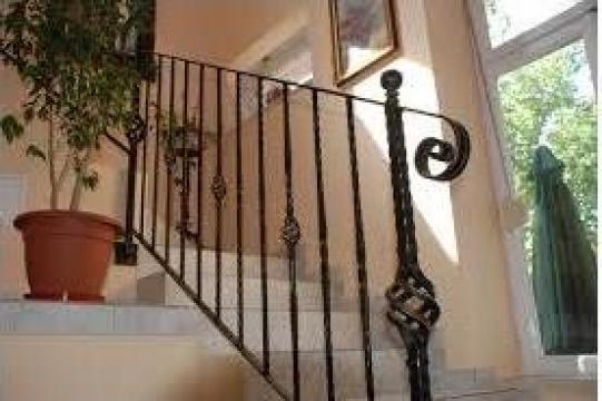 Balustrade scari interioare Ilfov-Bucuresti de la Rollux Construct