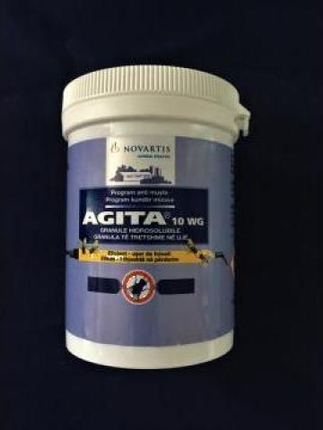 Insecticid contra mustelor Agita 10 WG 100 grame de la Panthera Med