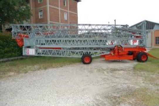 Macara autoridicatoare hidraulic Benedini B20 de la Macarale Srl
