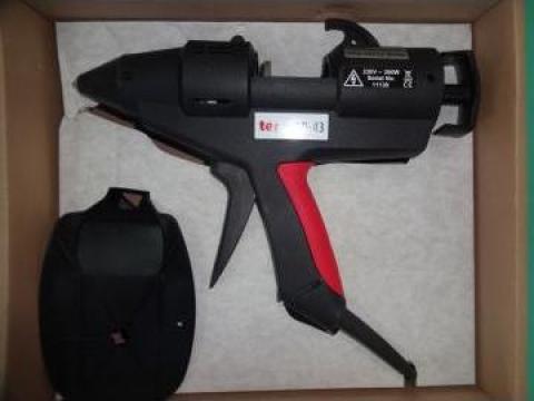 Pistol de lipit cu adeziv hot melt TEC 3150 de la Elettrograf Srl