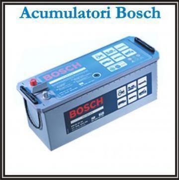 Acumulator auto Bosch/Varta de la Ursa Mare Comprod Srl