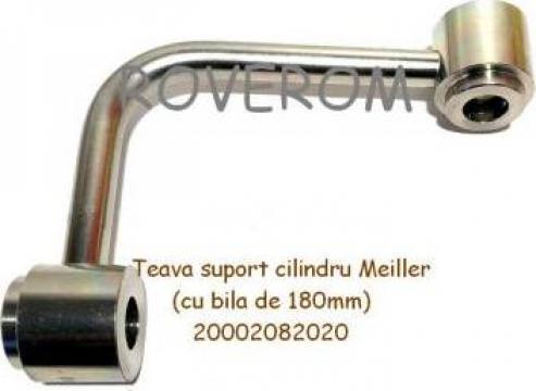 Teava suport cilindru Meiller cu bila de 180mm de la Roverom Srl