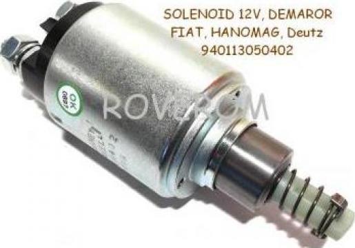 Solenoid 12V, demaror Fiat, Hanomag, Deutz, Aro, utb u445