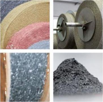 Lana de otel aluminiu inox cupru si alama/ fibra metalica de la MRG Stainless Group Srl