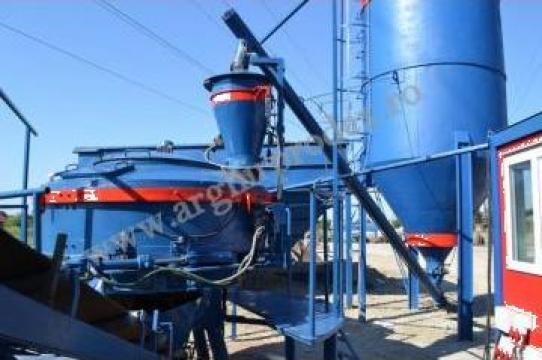 Statie automatizata pentru beton semiumed de la Arghir Prodex Srl