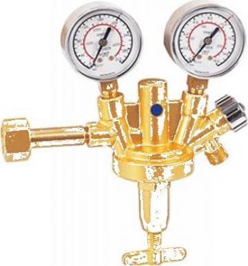 Reductor de presiune oxigaz (oxigen, acetilena, propan) de la Plasmaserv Srl
