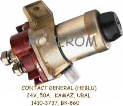 Contact general (Heblu) 24V, 50A, Kamaz, MAZ, Ural