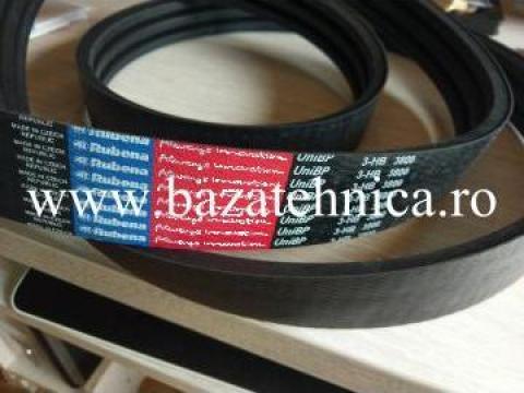Curea de transmisie trapezoidala HB3 3800 LA de la Baza Tehnica Alfa Srl