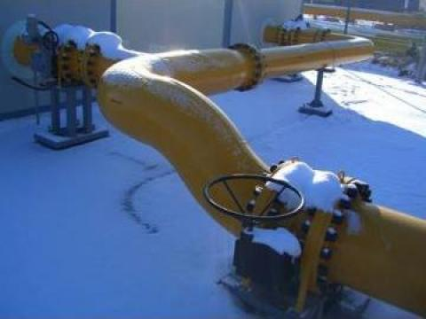 Instalatii de gaz de inalta presiune de la Corsem Impex Srl