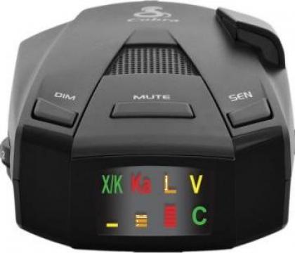 Detector de radar Cobra RAD 250 de la Electro Supermax Srl