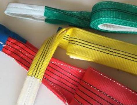 Chingi textile de ridicare de la Kinetech Distribution Srl