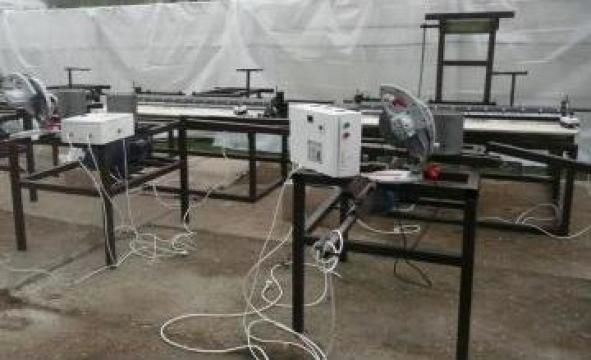 Linie procesare prosoape hartie celuloza/reciclata de la Lamar Impex