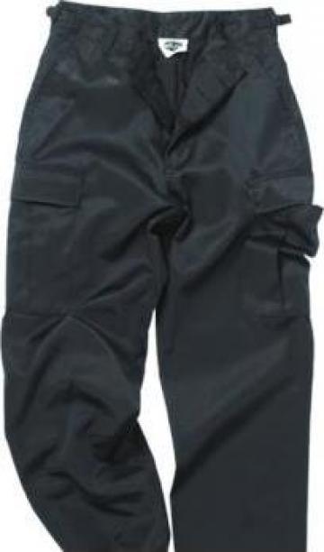 Pantalon de paza cu 2 buzunare