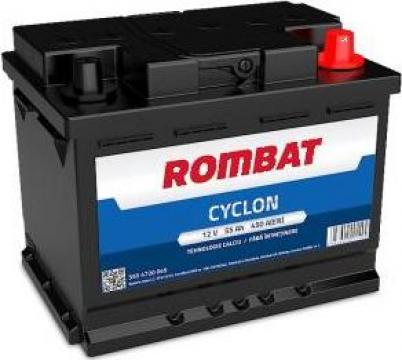 Acumulator auto Rombat 44, 55, 62, 65, 66, 72, 75 de la Alex & Bea Auto Group Srl