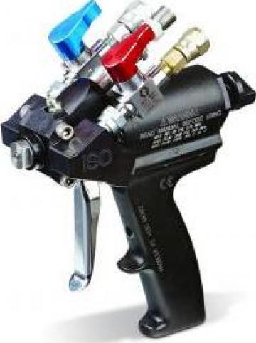 Pistol purjare aer Graco Probler P2 de la Iso Equipments Srl